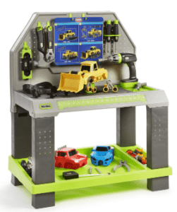 Little Tikes Construct 'n Learn Smart Workbench