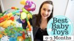 Best Toys For Infants Birth To 3 Months Safe & Playable [Buying Guide]