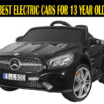 What are some of the best electric cars for 13 year olds?
