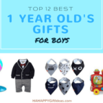 12 Best Gifts for 1 year old boy not toys | What to choose?