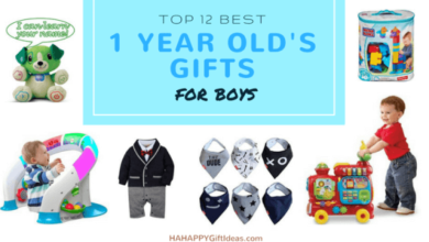 Best Gifts for 1 year old boy