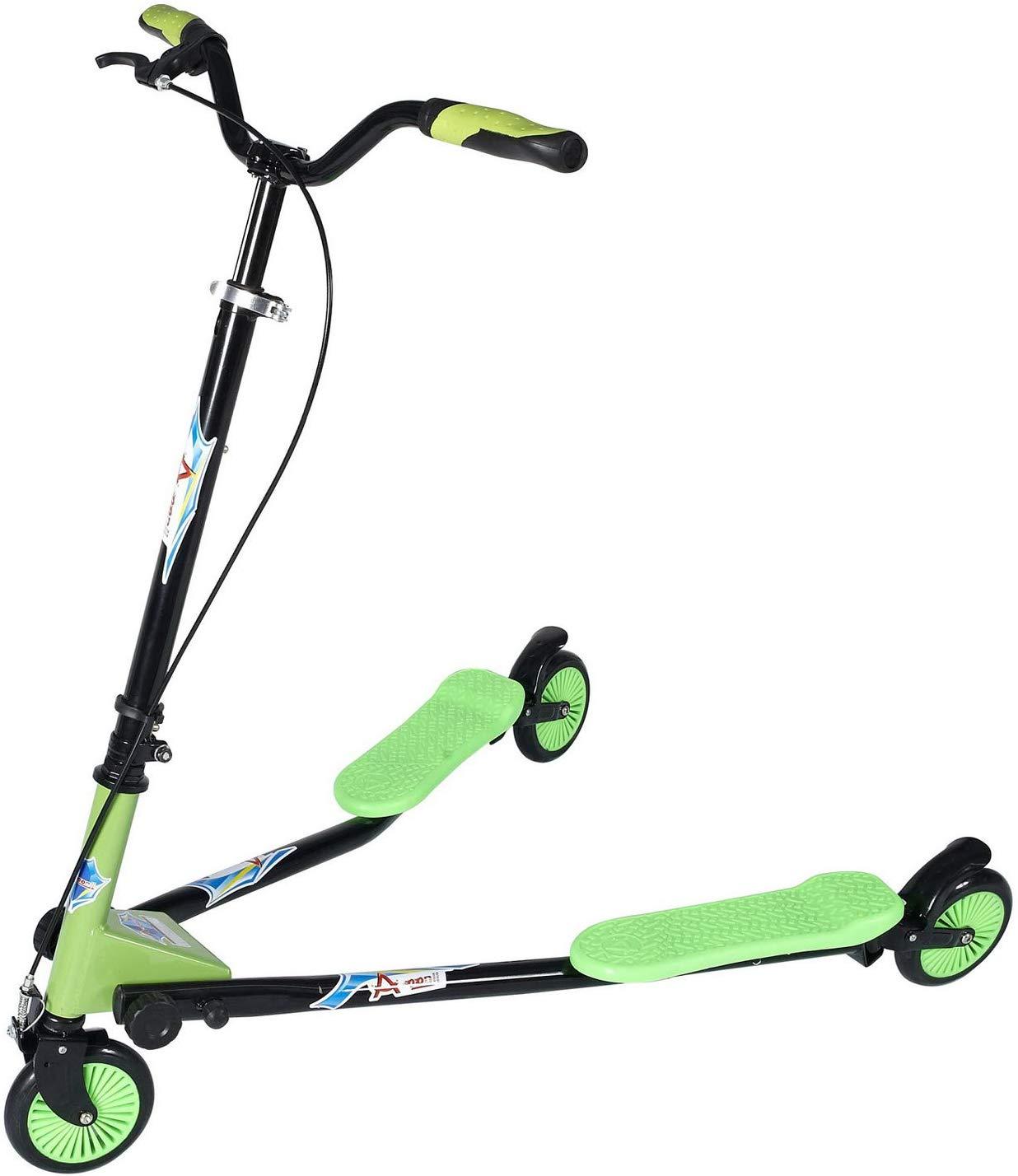 AODI 3 Wheels Swing Motion Scooter