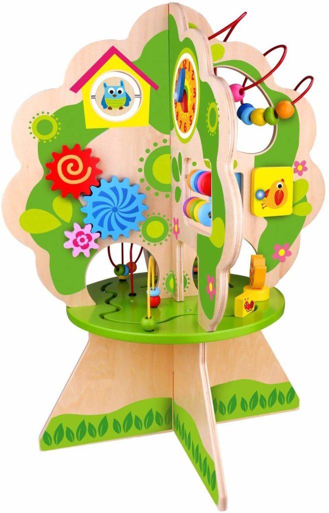 Pidoko Kids Multi-Activity Center Tree