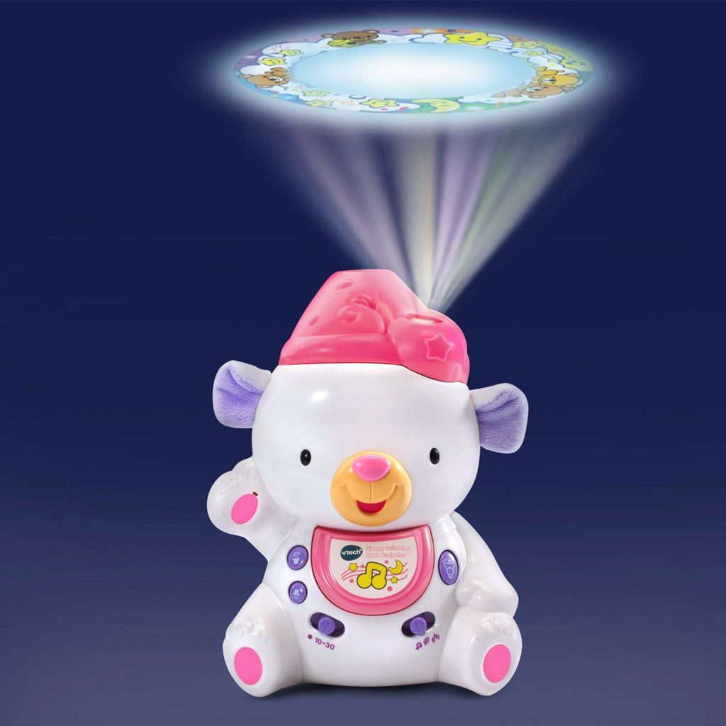VTech Baby Sleepy Lullabies Bear Projector
