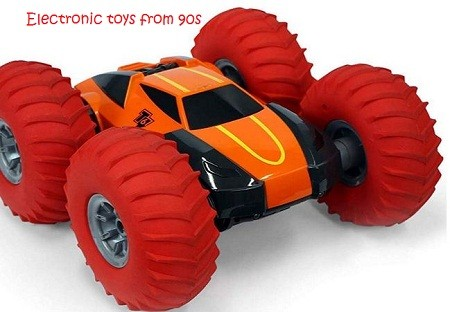 Electronic toy from 90s
