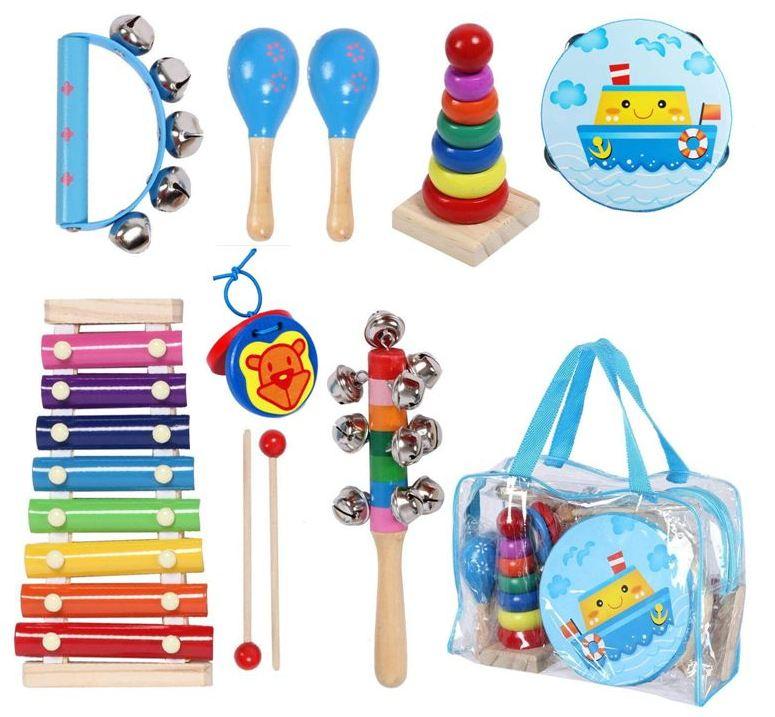 Best wooden Montessori toys