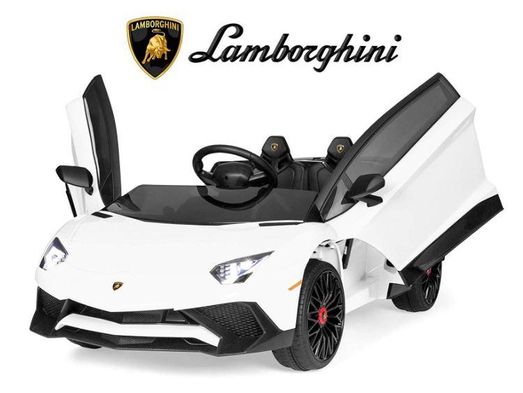 lamborghini power wheels for 5-10 year olds