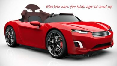 Electric cars for kids age 10 and up