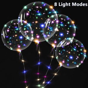 Color LED Balloons